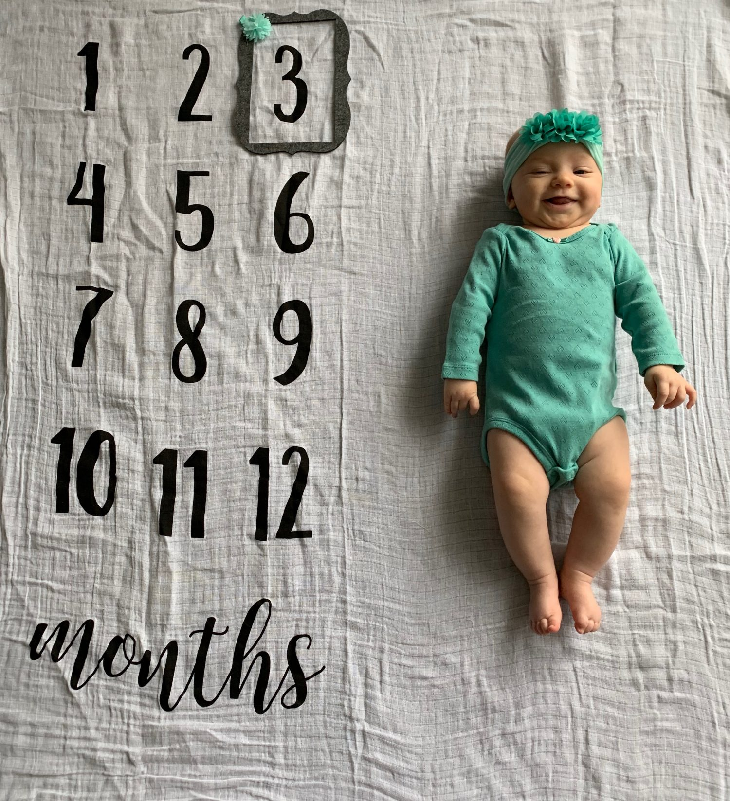 3-Month Old Bedtime Routine